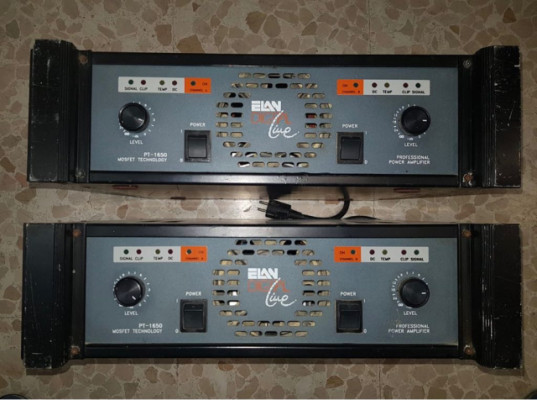 Etapa Elan digital line PT-1650