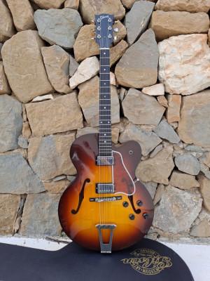 Gibson Custom Shop L5 Studio Sunburst