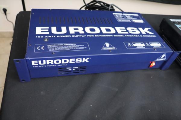BEHRINGER EURODESK Fuente de alimentación  Mesas MX3282A, MX2442A