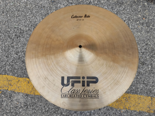 "UFIP Collector Ride 20"" 1660gr. JaZz/ fuSion"
