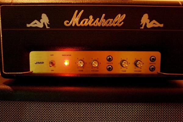 Marshall 2061 handwired Uk y pantalla 2061cx