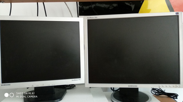 Monitores Samsung 19'' & 20''