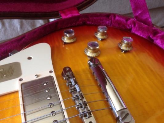 Vendo Gibson Les Paul Reissue 1960 R0 2013 RESERVADA