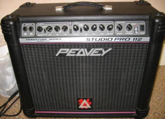 PEAVEY STUDIO PRO 112 65w(Rebaja por necesidad, leer descripción)