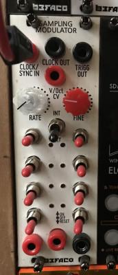 o cambio Befaco Sampling Modulator