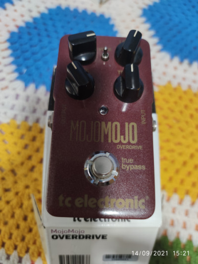 TC electronic mojo mojo (vendido)
