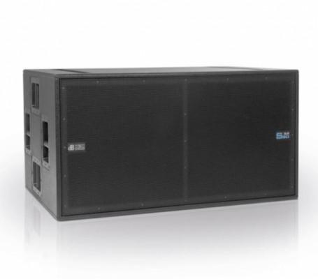 Vendo subgraves db technologies S30