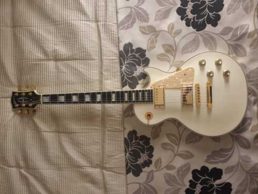 Gibson LP custom por gibson custom o PRS 513