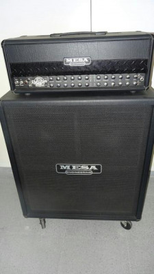 Mesa Boogie Dual Rectifier Roadster - Amplificador Guitarra