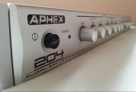 Aphex 204 Aural Exciter.