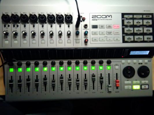 estudio portatil Zoom HD-16