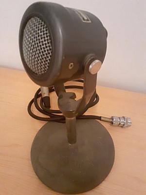 Micrófono Turner Dinamic vintage modelo Legend  funcionando perfectamente