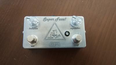 Super Fuzz de Honey Creek FX (RESERVADO)