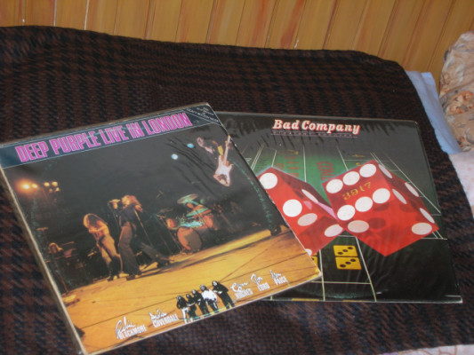 Rock & Roll- Bad Company
