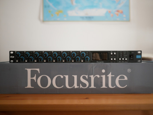 focusrite octopre dynamic mkII
