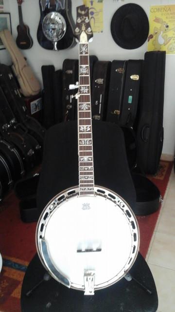 Banjo Viermont Bluegrass