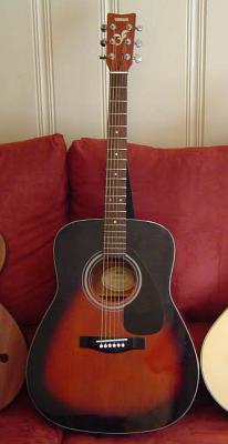 Yamaha Acústica FG 411 VS