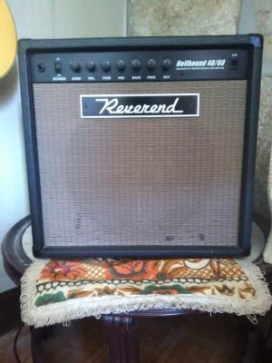 Reverend hellhound 40/60