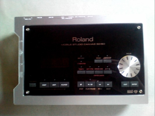 Vendo Roland sound canvas SD-50