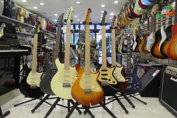 Liquidación Guitarras LAG