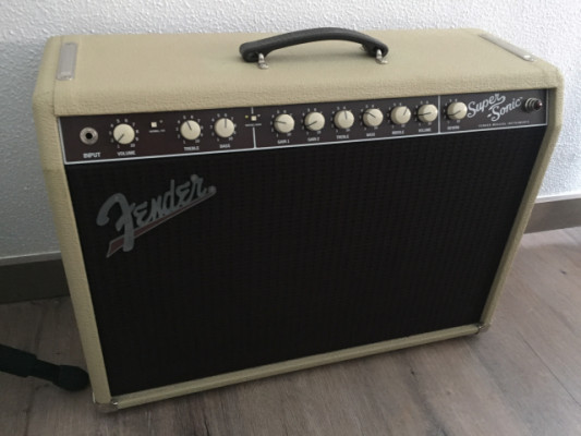 Fender Supersonic 22W Combo Blonde