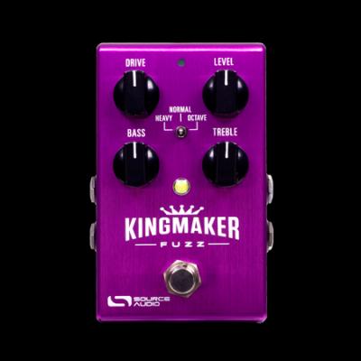 Kingmaker fuzz+Neuro Hub Source Audio-midi/128 presets-LEE DENTRO