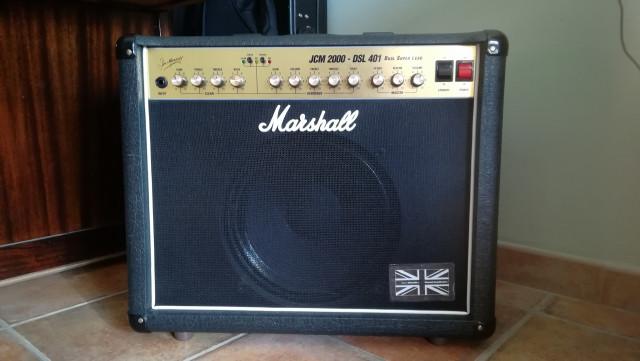 Ampli Marshall JCM2000-DSL401