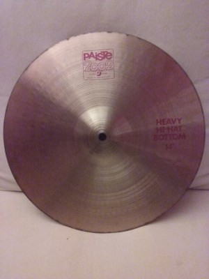 Paiste 2002 HEAVI HI-HAT BOTTOM