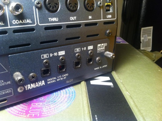 Yamaha MY16AT