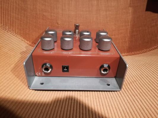 REBAJADO - Pedal FX Palmer Automat: distorsión + autowah en uno