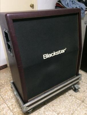 Blackstar ARTISAN 412A con Hard Case