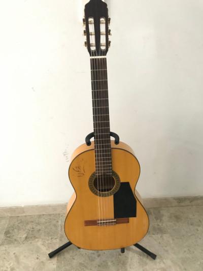 Guitarra española clásica Artesana de ciprés
