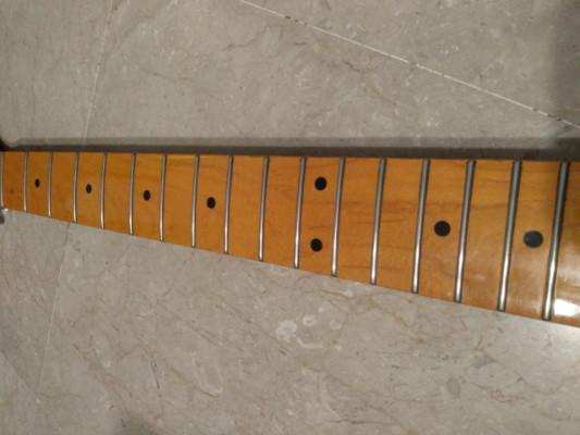 RESERVADA !!! Mástil Stratocaster