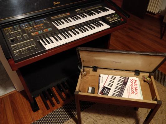 Órgano Yamaha Electone MC-600