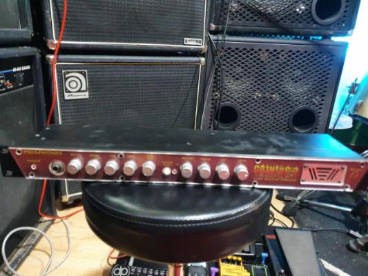 Rocktron Gainiac 2 Tube Guitar