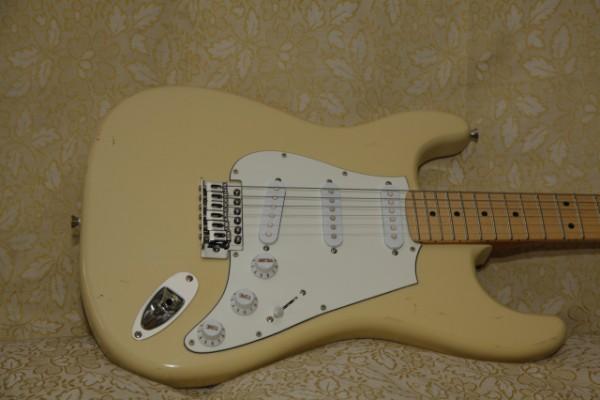Guitarra tipo Jaime Hendrix + Funda + Envio