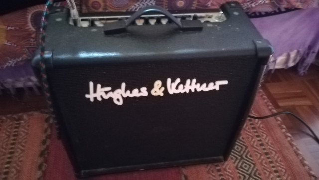 Hughes and kettner blue edition 15r