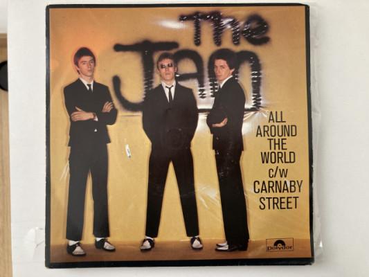The Jam / Paul Weller (lote)