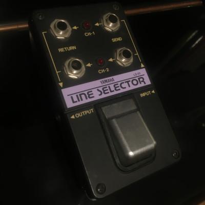 Yamaha Line Selector LS-01