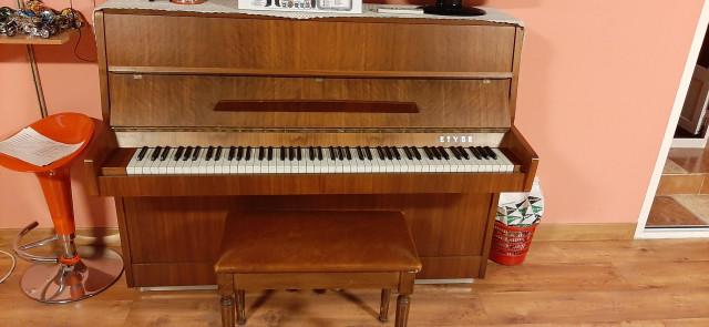 Piano Etyde