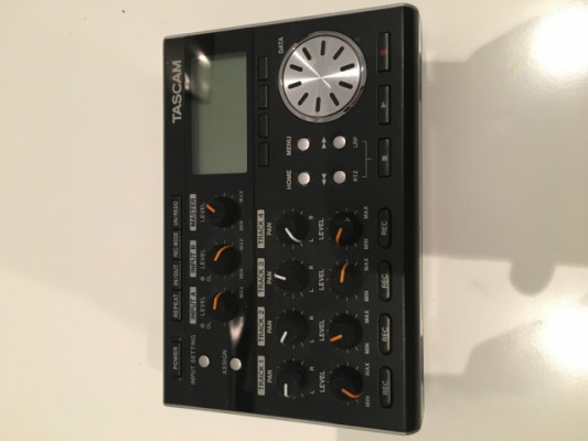 TASCAM DP-004 POCKETSTUDIO