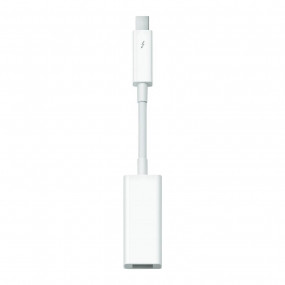 Adaptador Apple firewire thunderbolt.