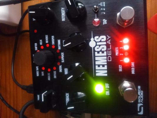 Nemesis Delay de Source Audio