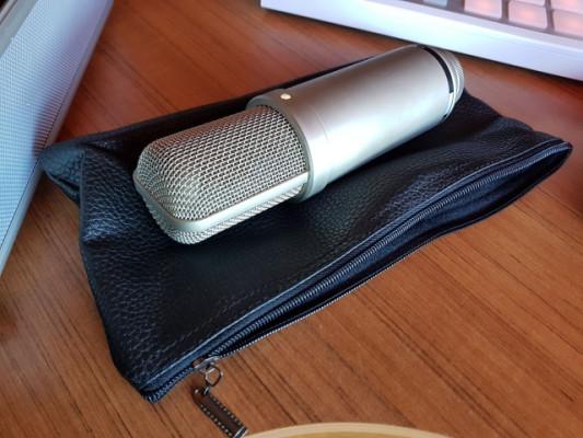 Rode NTK (Micrófono de condensador)