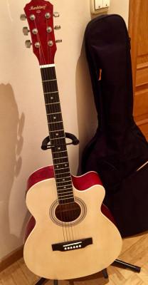 Guitarra acústica Marktínez