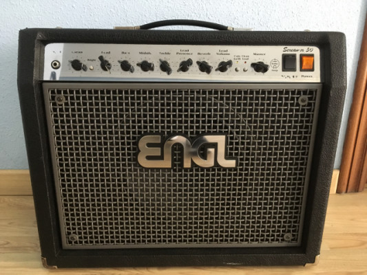 Vendo ENGL Screamer 50