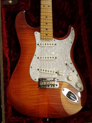 Fender Stratocaster American Select 2012