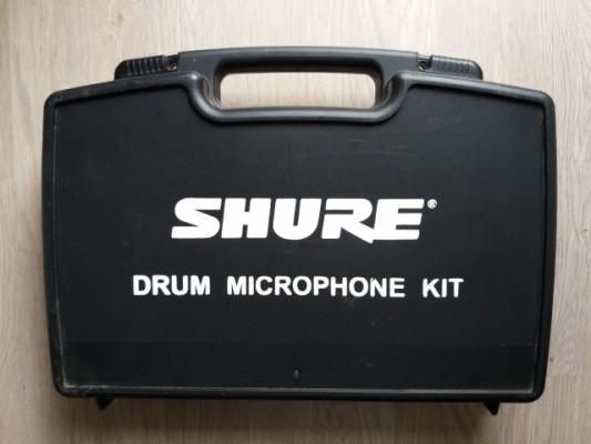 Kit microfonos bateria PGA Drumkit 6