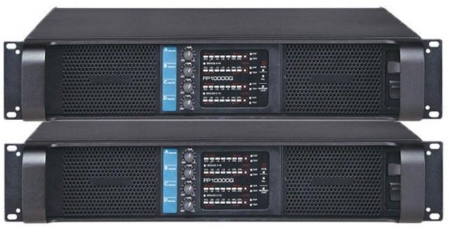 Amplificador FP1000Q+ 4 canales