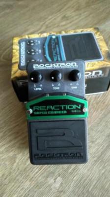 Pedal overdrive Rocktron